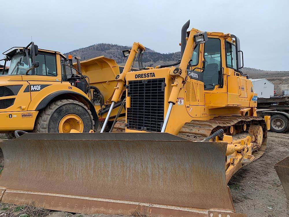 Dressta TD20M, Dozers, Construction Equipment