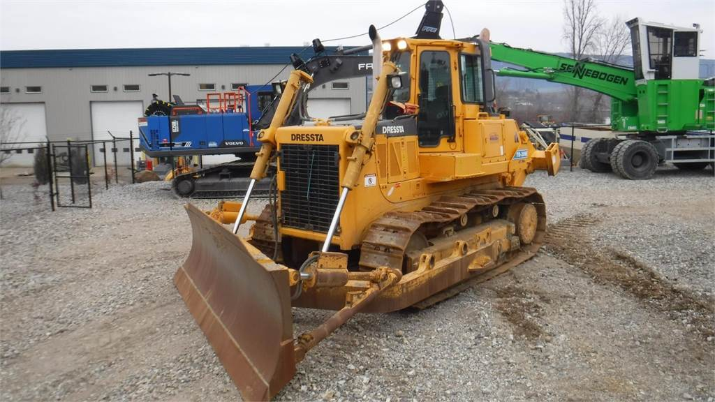 Dressta TD20M EXTRA, Dozers, Construction Equipment
