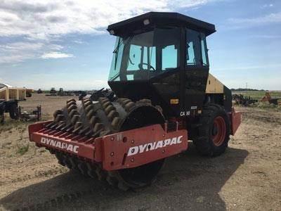 Dynapac CA150PD, Soil Compactors, Construction Equipment