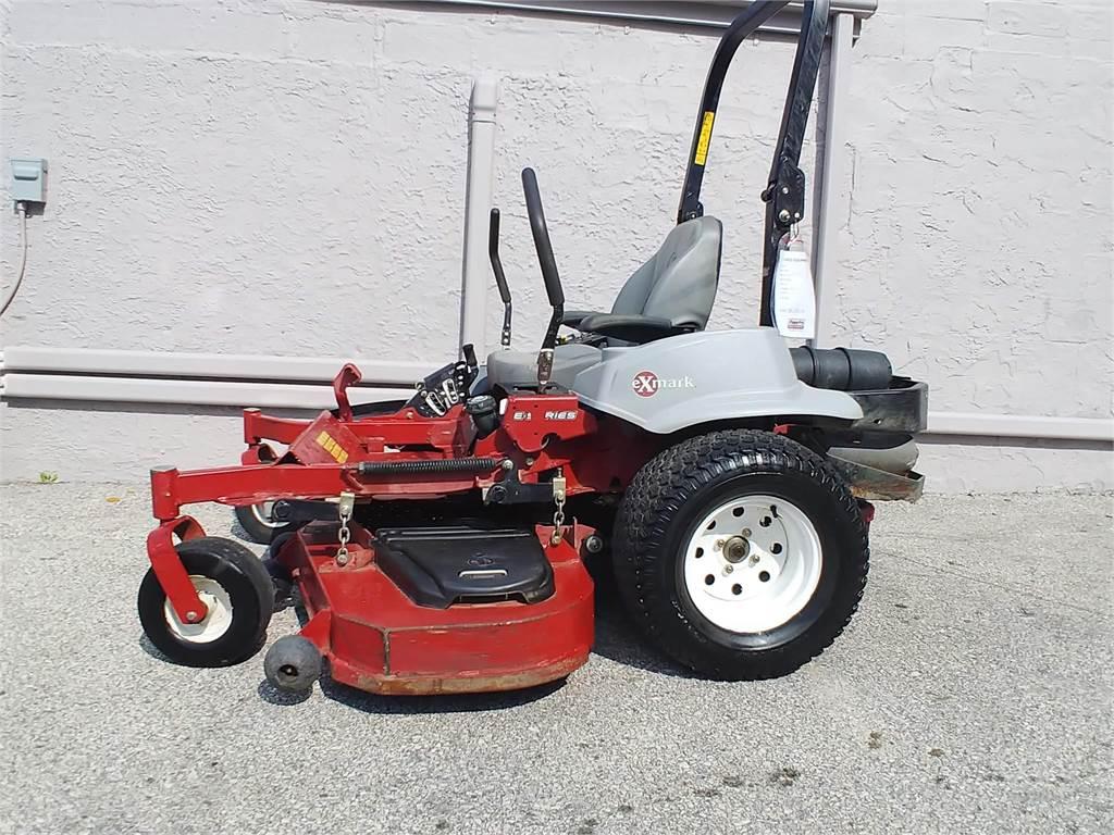 Exmark LZE740EKC60400, Zero turn mowers, Grounds Care