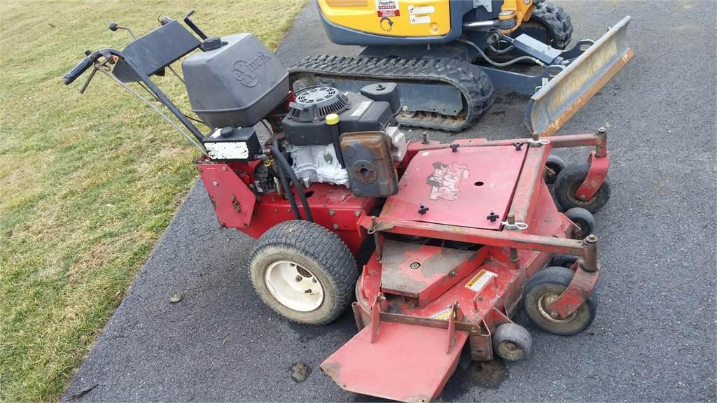 Exmark TT4814KA, Walk-behind mowers, Grounds Care
