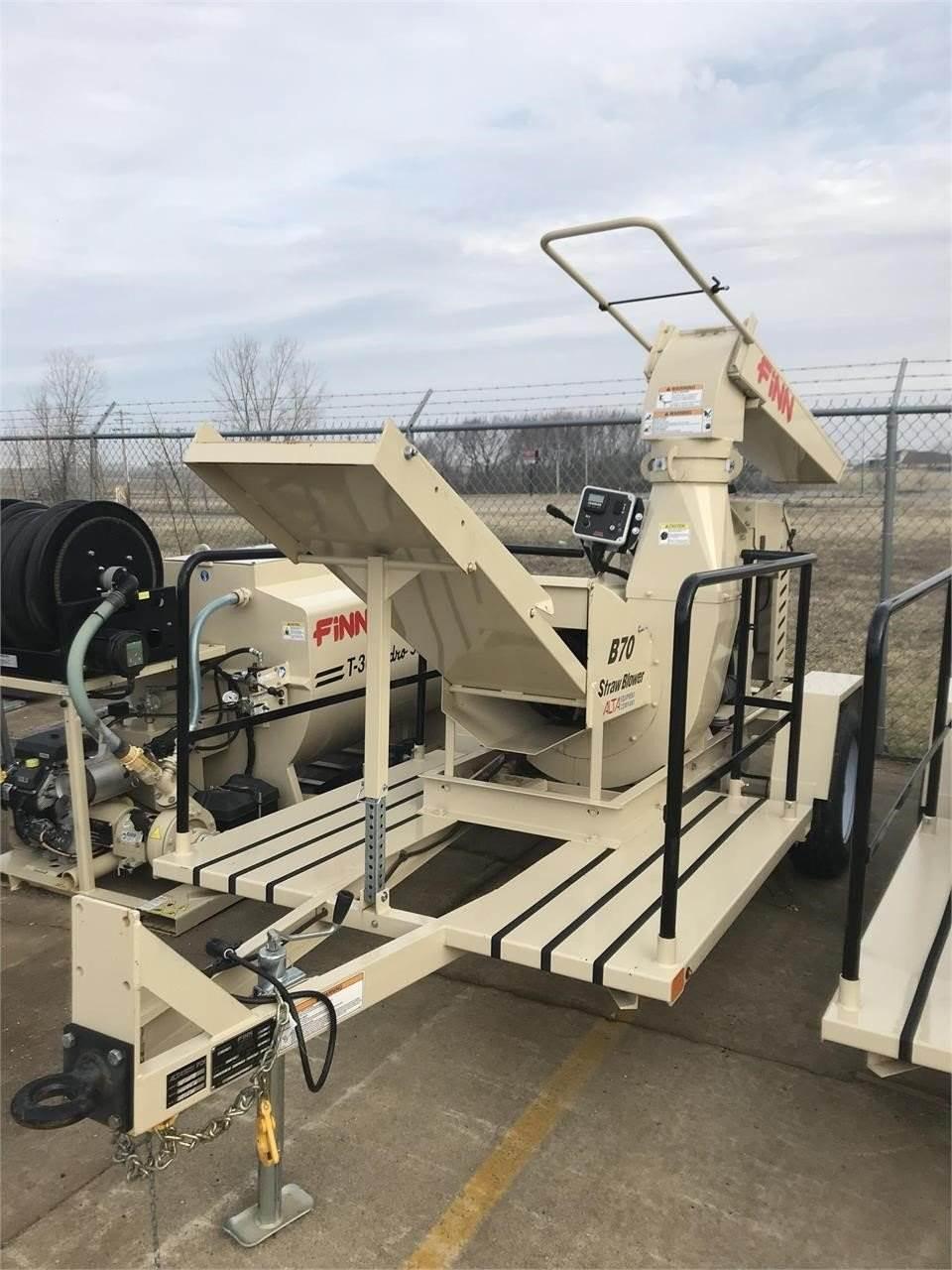Finn B70T, Farm Drills, Agriculture