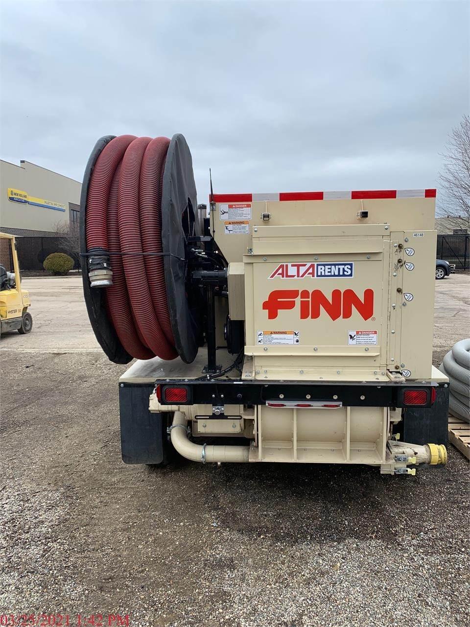Finn MB50-07, Farm Drills, Agriculture