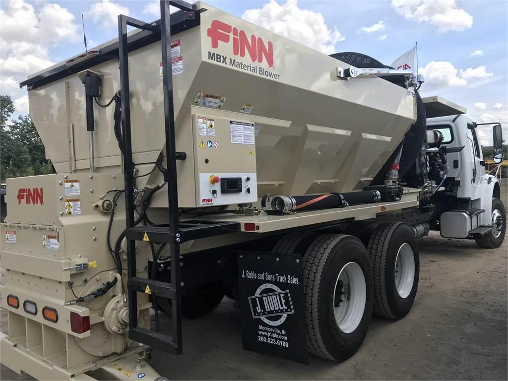 Finn MBX10, Farm Drills, Agriculture