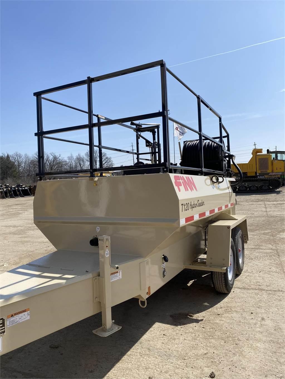 Finn T120T II, Farm Drills, Agriculture