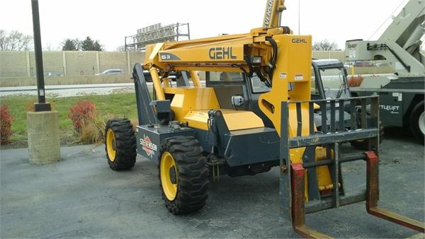 Gehl RS6-34, Used Telehandlers, Construction Equipment