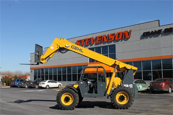 Gehl RS6-42, Used Telehandlers, Construction Equipment