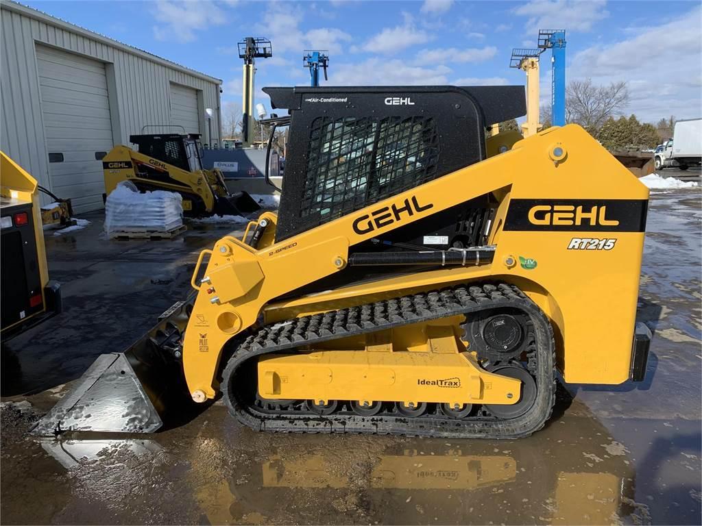 Gehl RT215, Skid Steer Loaders, Construction Equipment