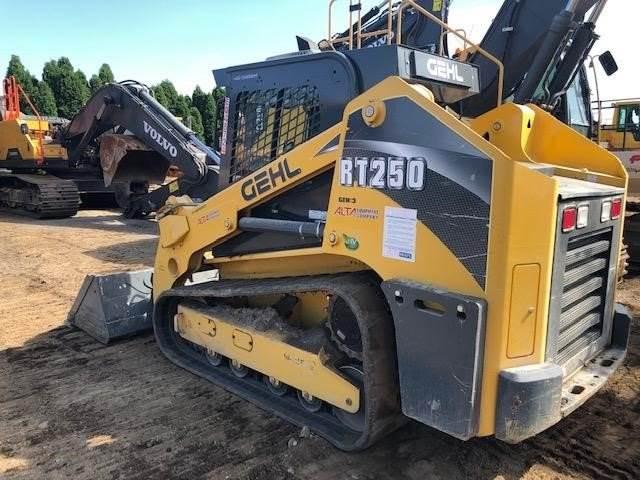 Gehl RT250, Skid Steer Loaders, Construction Equipment
