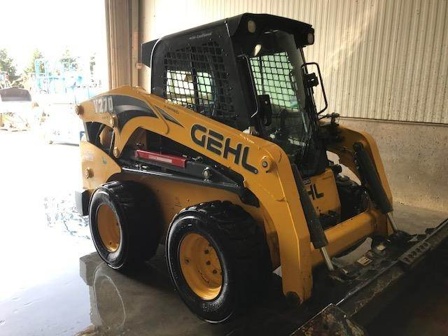 Gehl V270, Skid Steer Loaders, Construction Equipment