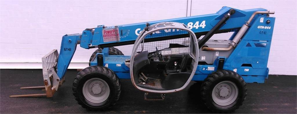 Genie GTH844, Telescopic Handlers, Construction Equipment