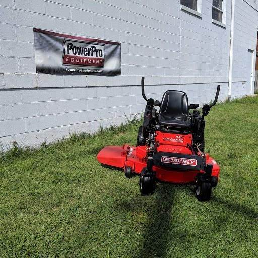 Gravely PROMASTER 44Z, Zero turn mowers, Grounds Care