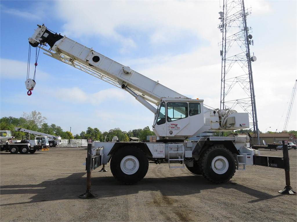 Grove RT630C, Rough Terrain Cranes, Construction Equipment