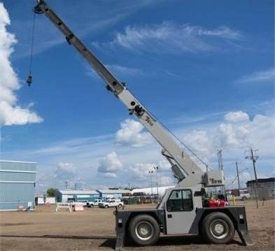 Grove YB5515, All Terrain Cranes and Hydraulic Truck Cranes, Construction Equipment