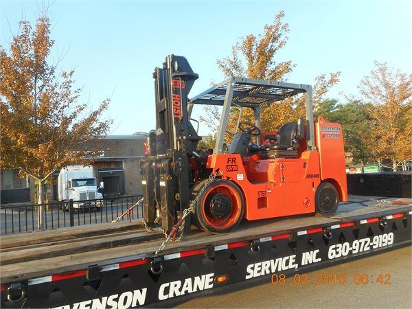 Hoist FR25-35, Misc Forklifts, Material Handling