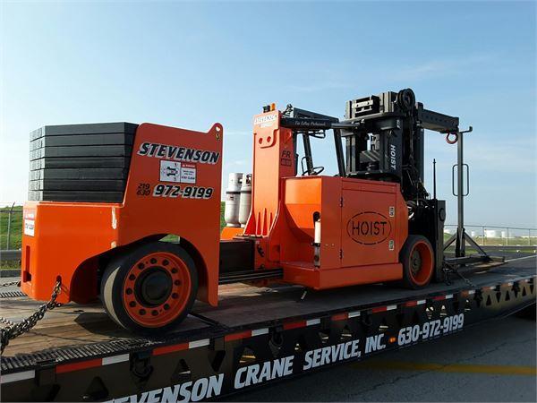 Hoist FR40-60, Misc Forklifts, Material Handling