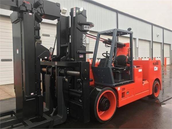 Hoist FR60-80, Misc Forklifts, Material Handling