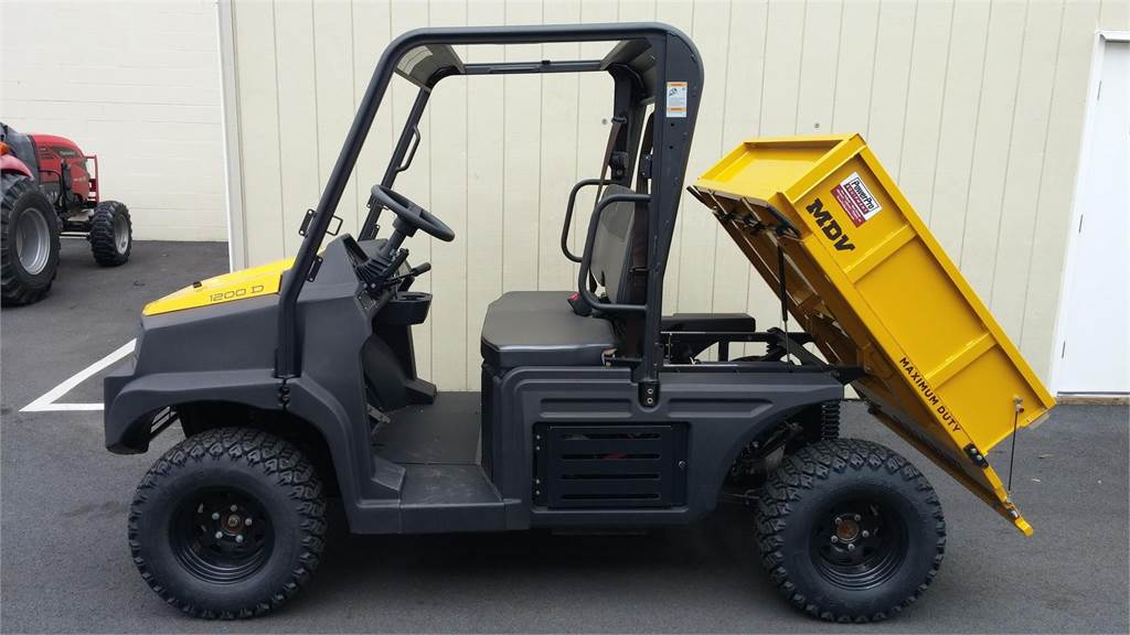 Hustler MDV, Other, Construction Equipment
