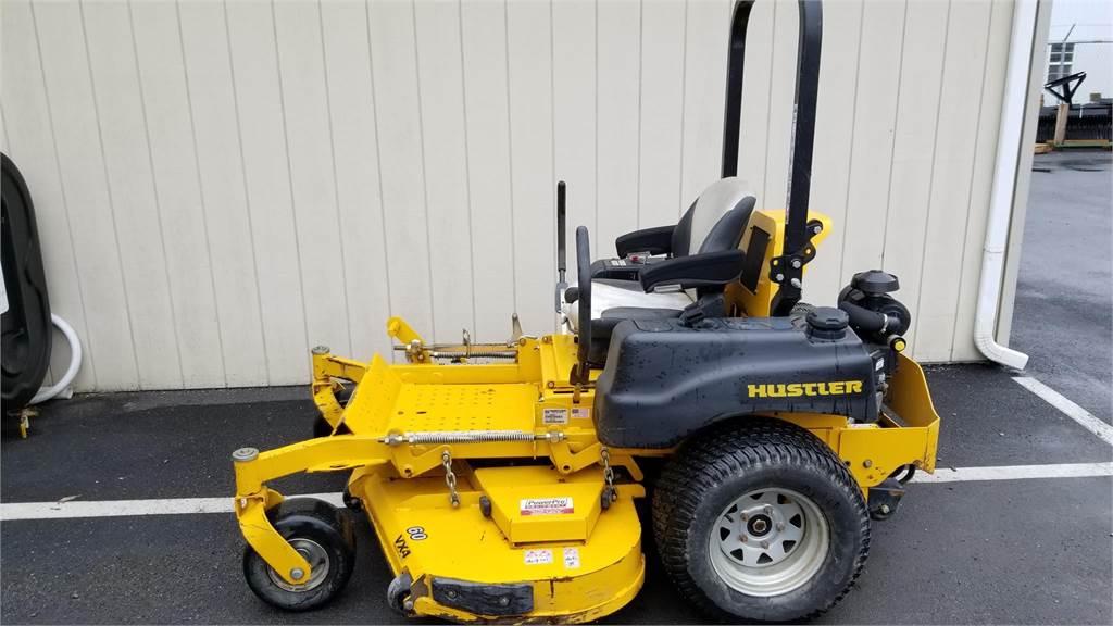 Hustler SUPER Z 60, Zero turn mowers, Grounds Care