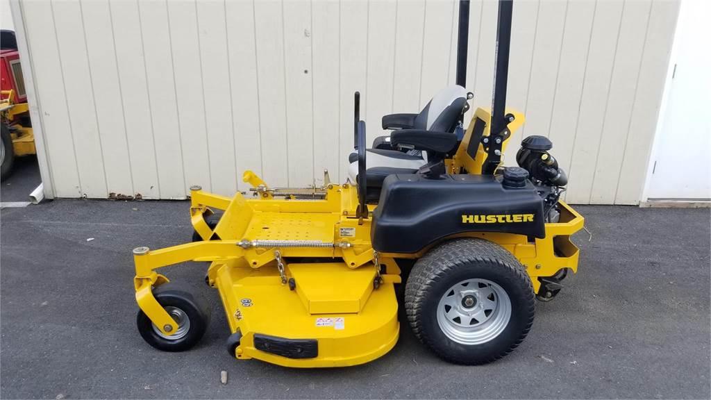 Hustler SUPER Z 66, Zero turn mowers, Grounds Care