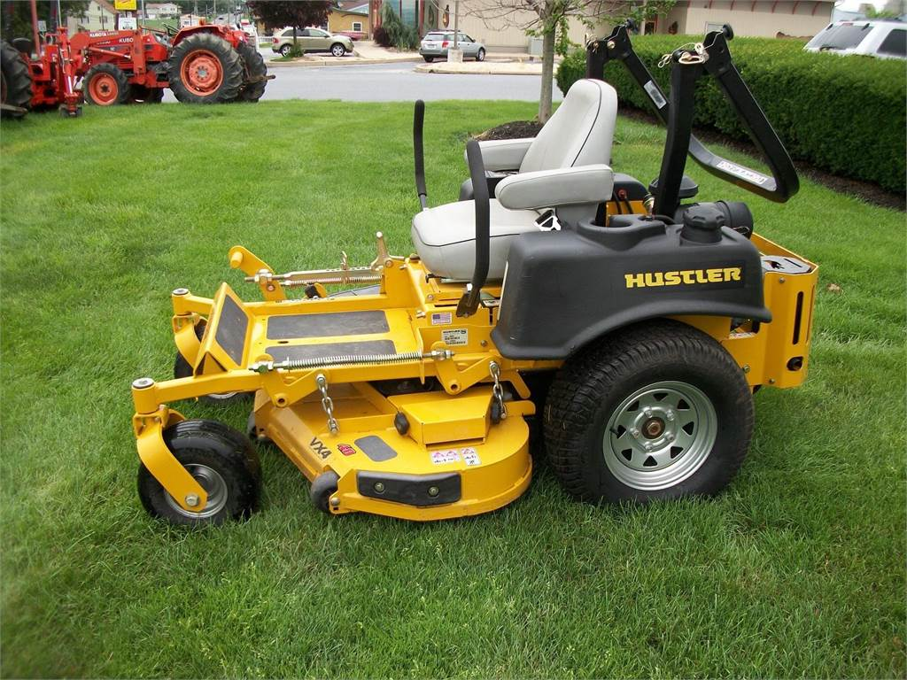 Hustler X-ONE, Zero turn mowers, Grounds Care