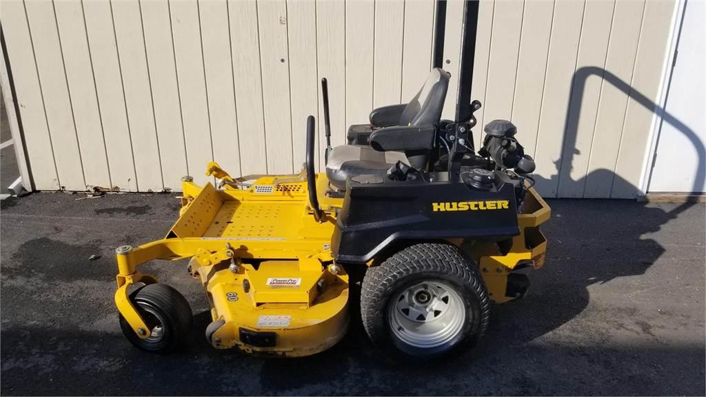 Hustler X-ONE, Zero turn mowers, Grounds Care