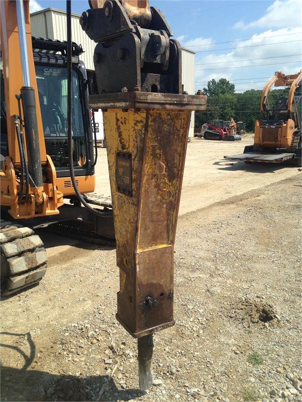 Indeco HP1500, Breakers, Construction Equipment