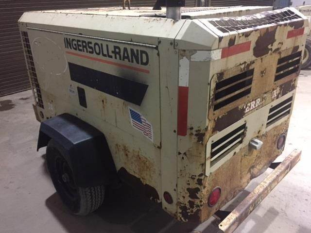 Ingersoll Rand P375WCU, Compressors, Construction Equipment