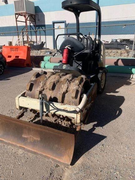 Ingersoll Rand SD25F, Soil Compactors, Construction Equipment