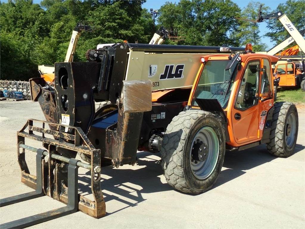 JLG 1055, Telescopic Handlers, Construction Equipment