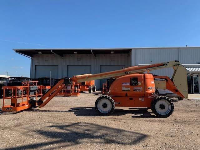 JLG 600AJ, Articulated boom lifts, Construction Equipment