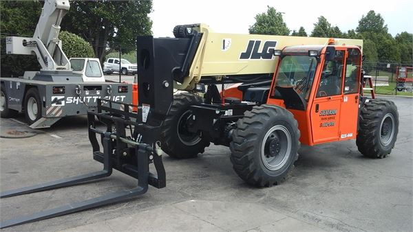 JLG G15-44A, Used Telehandlers, Construction Equipment