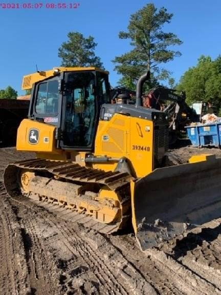 John Deere 650K LGP, Crawler dozers, Construction Equipment