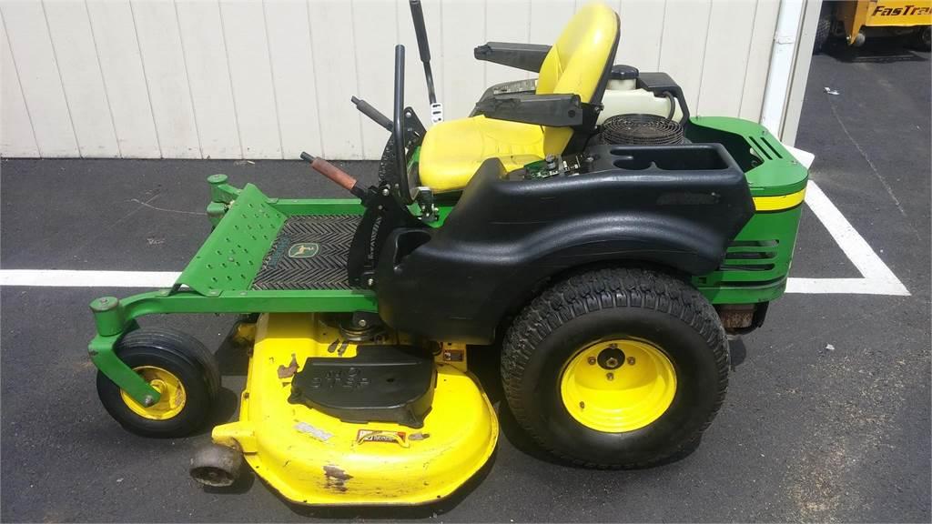 John Deere Z445, Zero turn mowers, Grounds Care