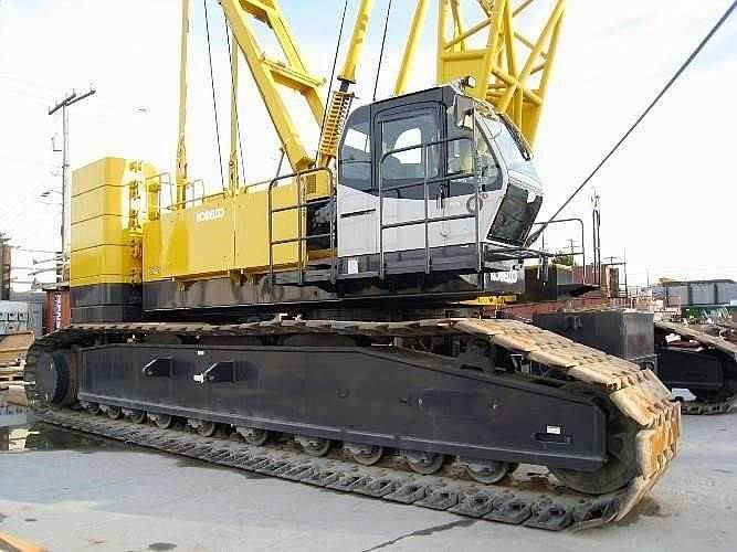 Kobelco CK2000 II, Crawler Cranes, Construction Equipment
