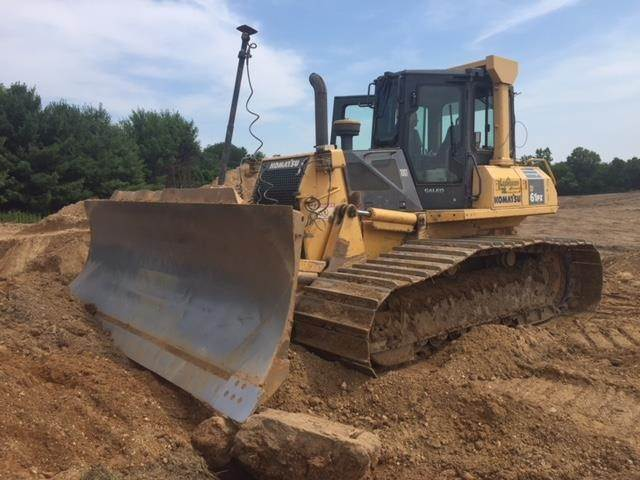 Komatsu D61PX-15, Dozers, Construction Equipment