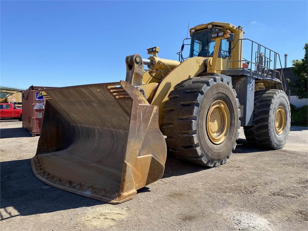 Komatsu WA700-3L, Wheel Loaders, Construction Equipment