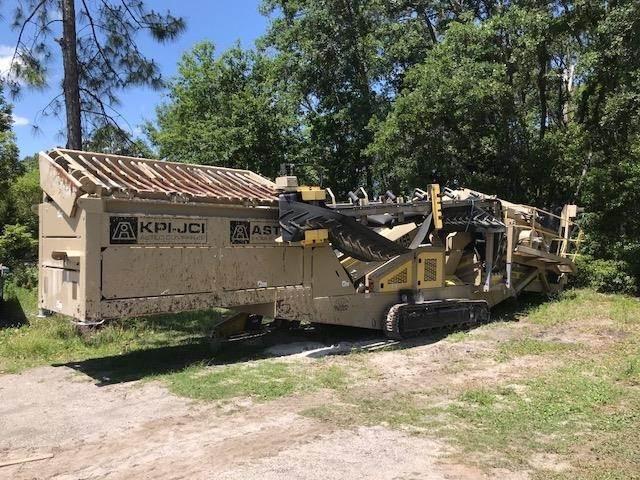 KPI-JCI GT145S, Screeners, Construction Equipment