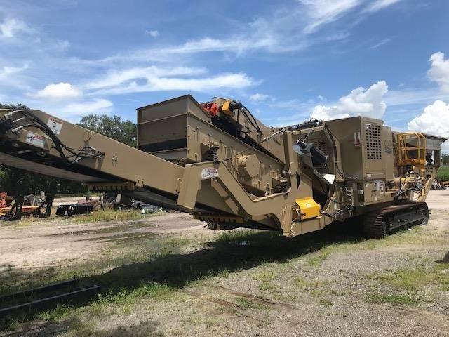 KPI-JCI GT440CC, Crushers, Construction Equipment