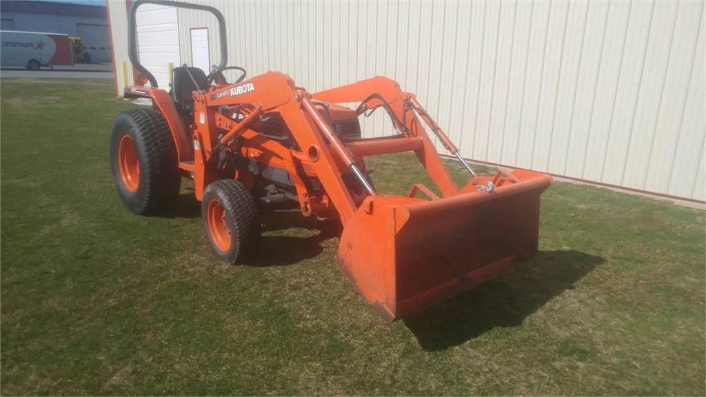 Kubota L2900GST, Tractors, Agriculture