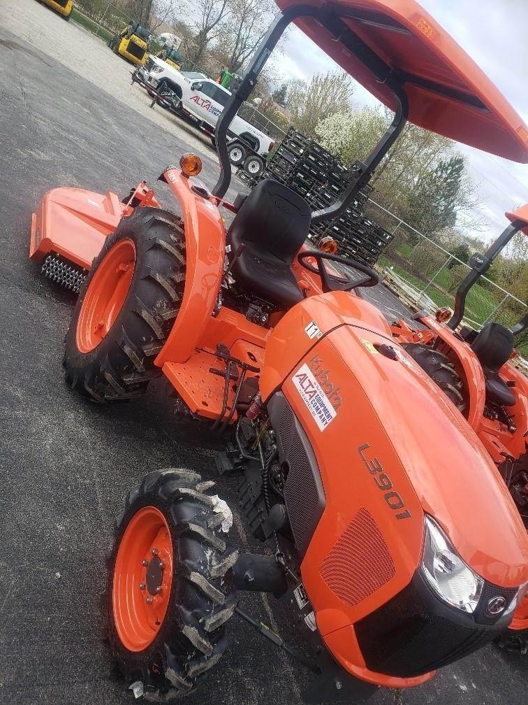 Kubota L3901HST, Tractors, Agriculture