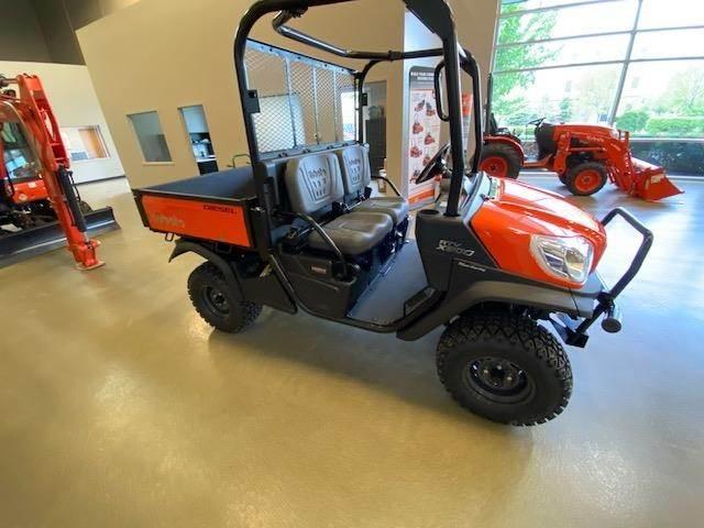 Kubota RTVX900W, ATVs, Agriculture