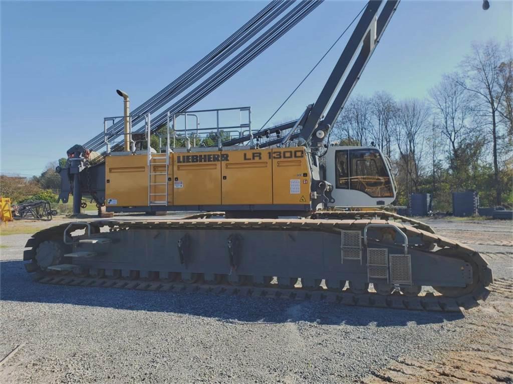 Liebherr LR1300SX, Crawler Cranes, Construction Equipment