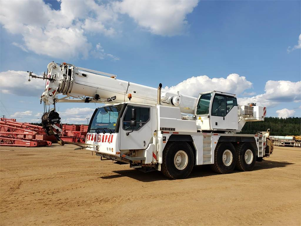 Liebherr LTM1045-3.1, All Terrain Cranes, Construction Equipment