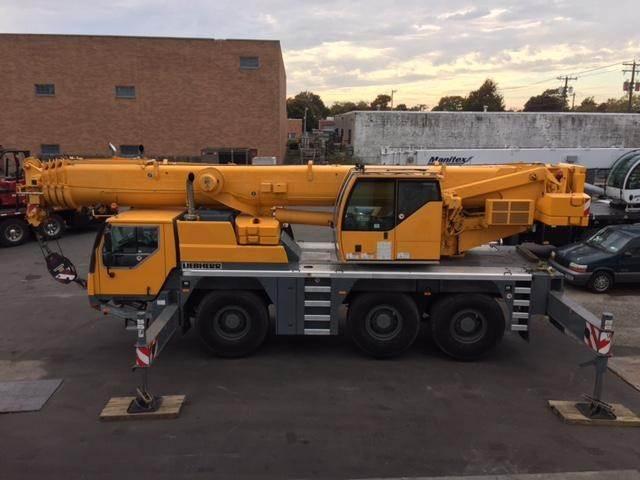 Liebherr LTM1055-3.1, Other, Construction Equipment