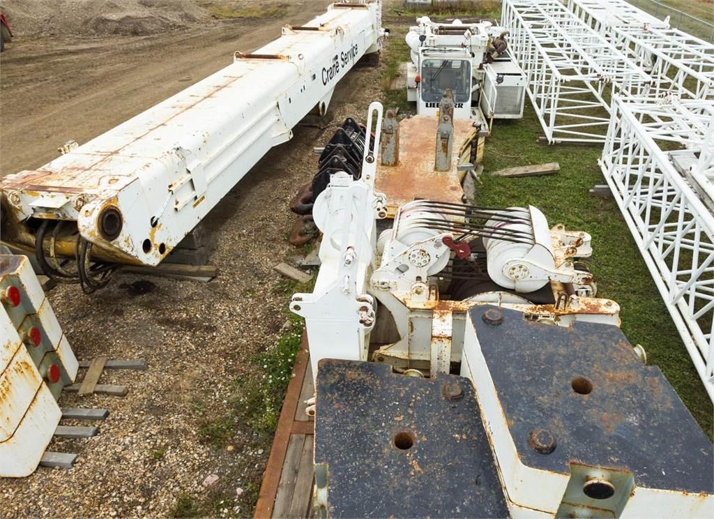 Liebherr LTM1400, All Terrain Cranes and Hydraulic Truck Cranes, Construction Equipment