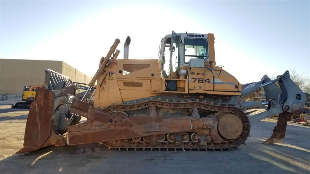 Liebherr PR764, Dozers, Construction Equipment