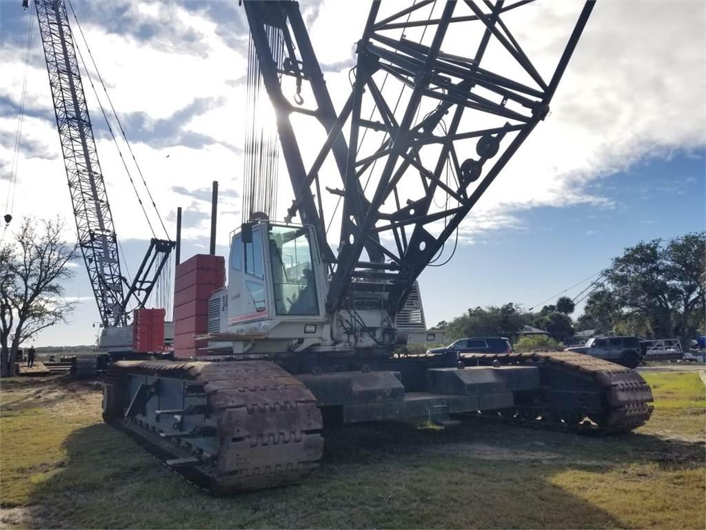 Link-Belt 348H-5, Crawler Cranes, Construction Equipment