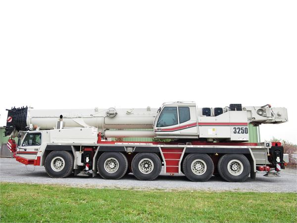 Link-Belt ATC-3250, All Terrain Cranes and Hydraulic Truck Cranes, Construction Equipment