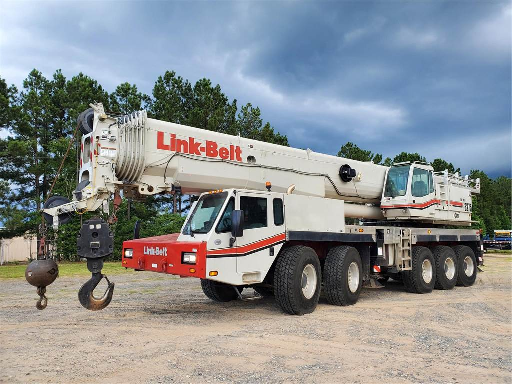 Link-Belt ATC-3275, All Terrain Cranes, Construction Equipment